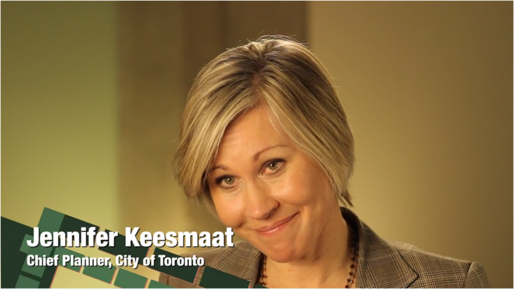 Jennifer Keesmaat Video