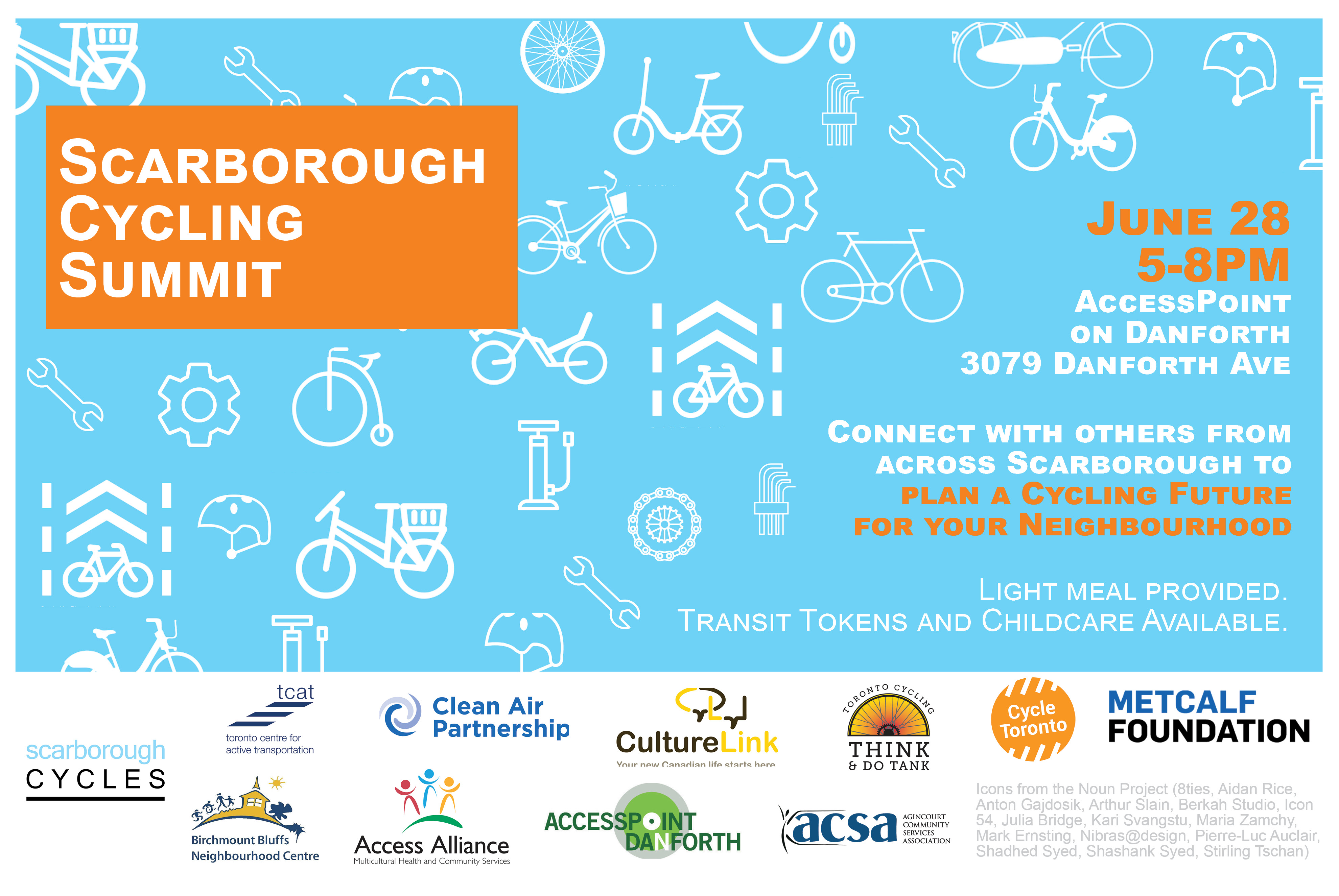 Scarborough Cycling Summit