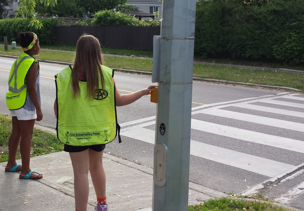 Safety Patrollers