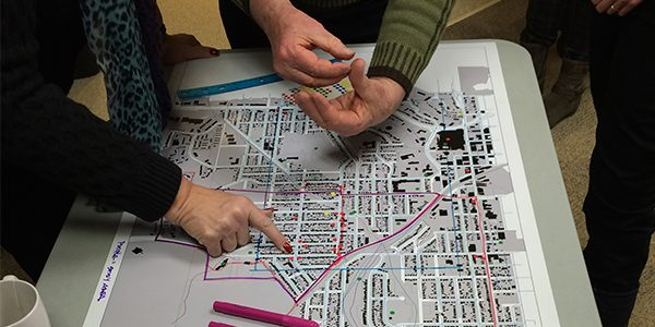 Sudbury Map