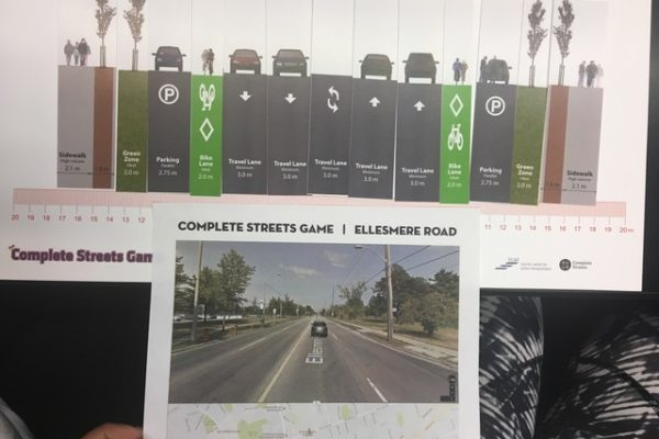 Example of Complete Streets Game