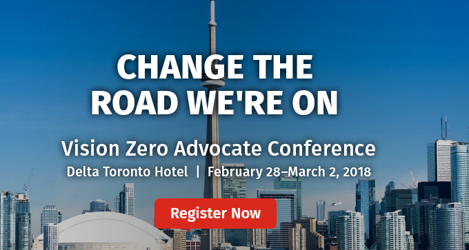 Vision Zero Conference 2018