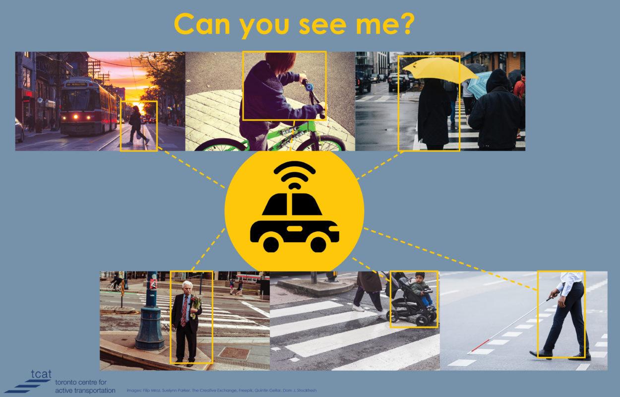 Autonomous Vehicles and Pedestrians