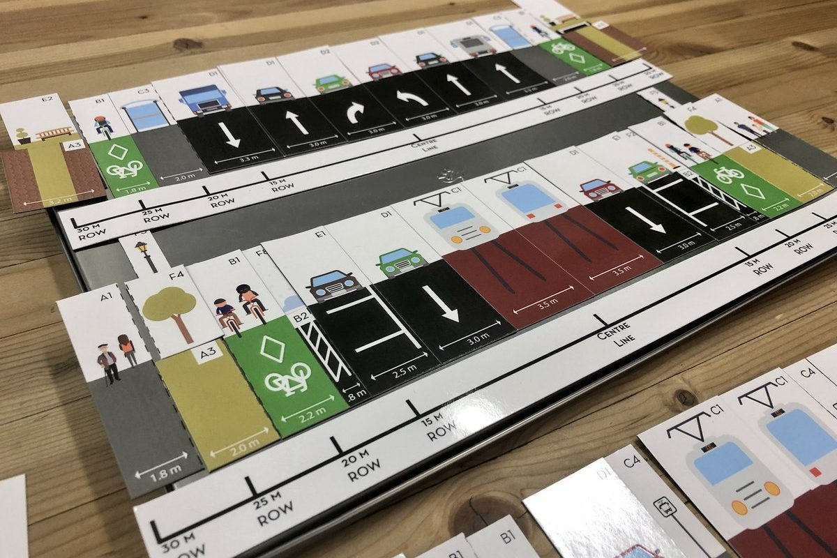 Complete Streets Game
