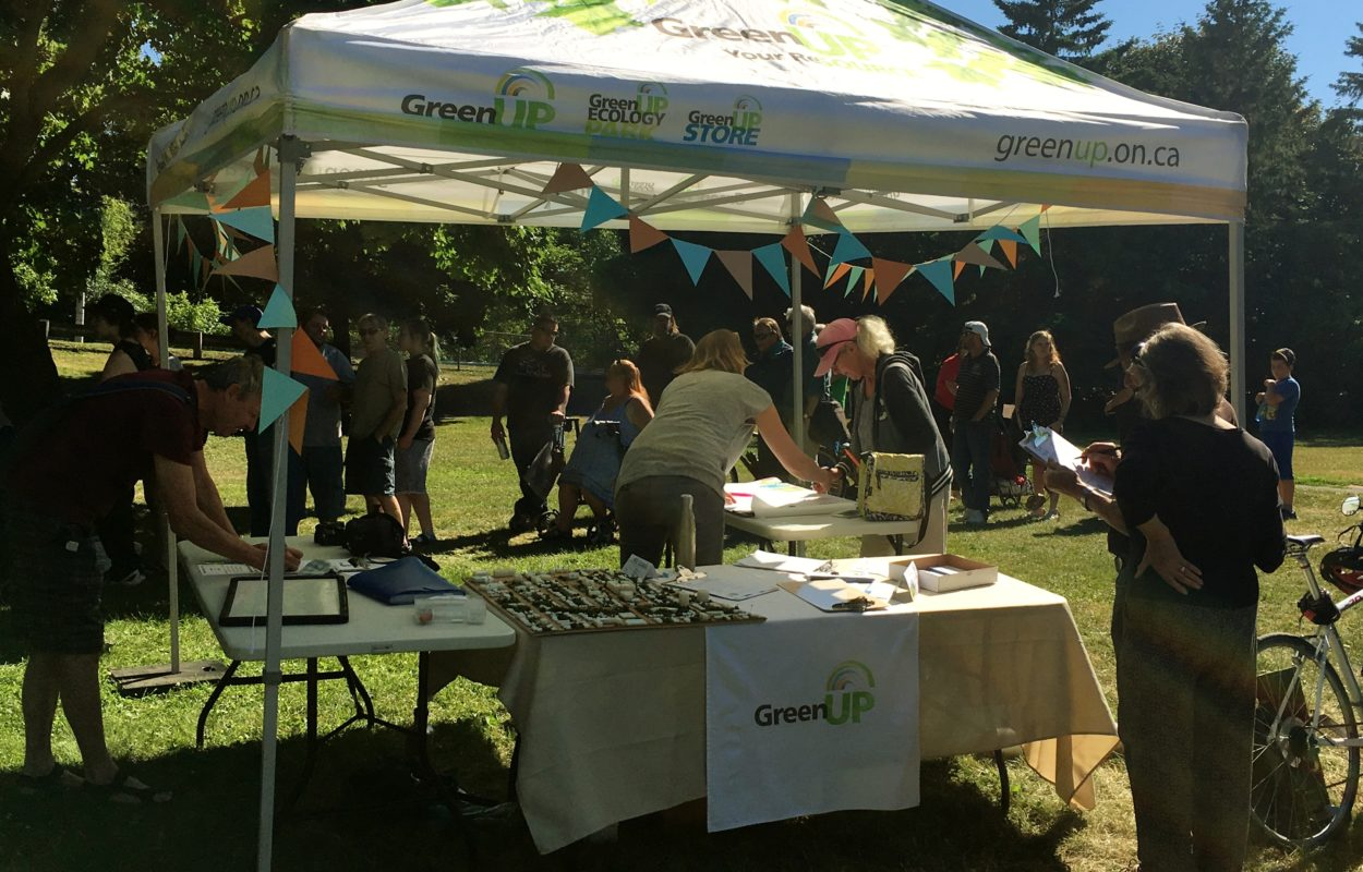 Community BBQ in park to launch new co-design project