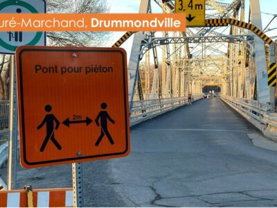 Example street closures- Drummondville